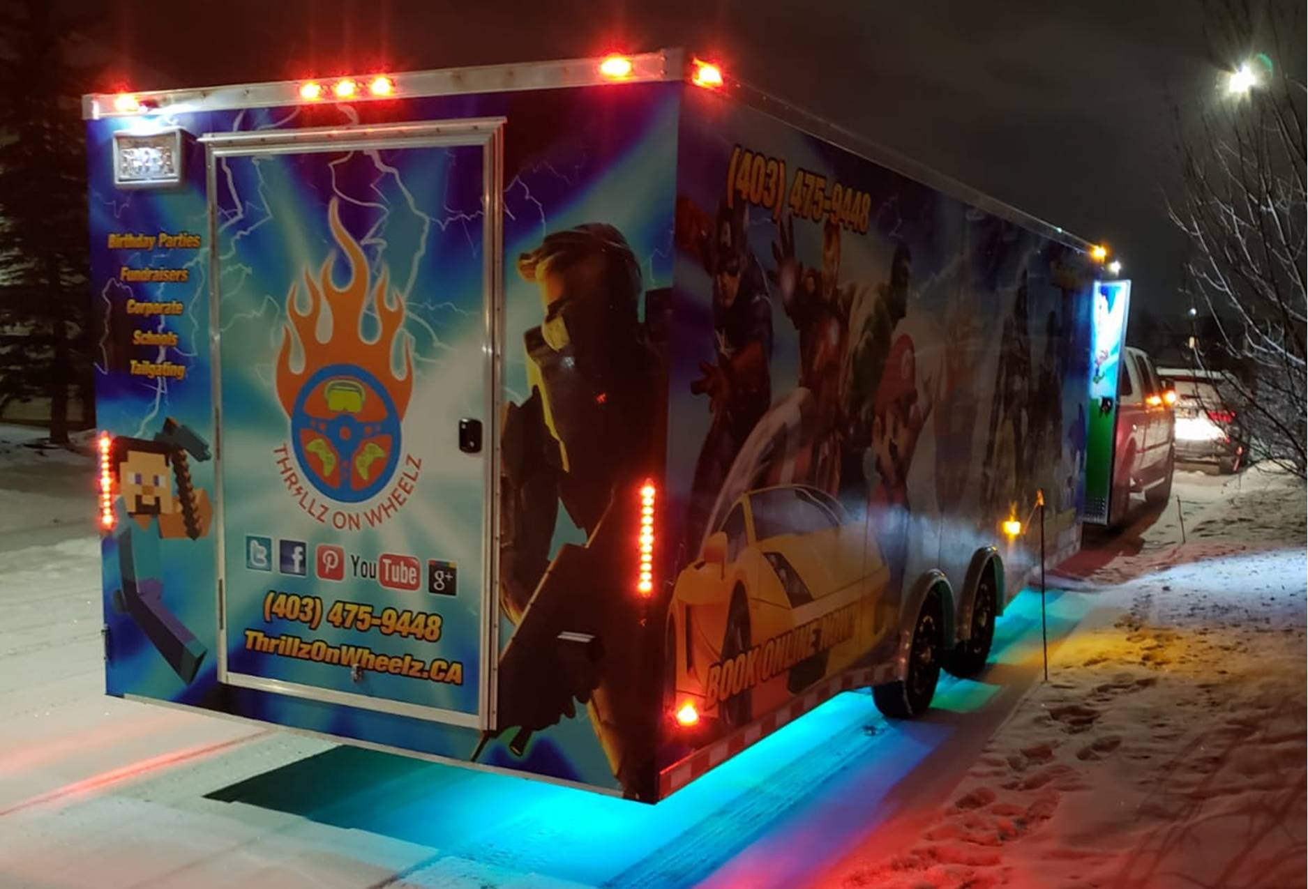 calgary-alberta-video-game-party-truck-and-trailer