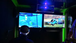 Calgary video game truck party by Thrillz on Wheelz